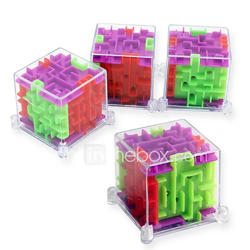 Rubik's Cube MoYu Alien 133 Smooth Speed Cube Magic Cube Rubik's Cube Puzzle Cube For Children Places Gift Ordinary Contemporary All