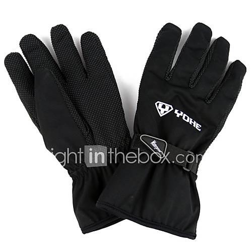 YOHE Full Finger Unisex Motorcycle Gloves Cloth Waterproof / Keep Warm / Non-slip
