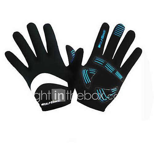 WOSAWE Full Finger Unisex Motorcycle Gloves Net Fabric / Breathable Mesh Touch Screen / Breathable / Wearproof