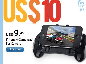 iPhone 4 Game-pad
