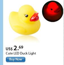Cute LED Duck Light