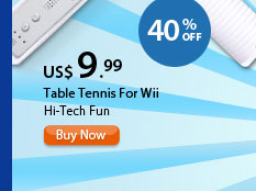 Table Tennis For Wii