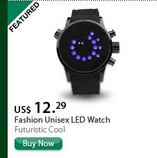 Fashion Unisex LED Watch