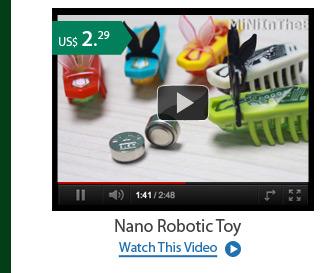Nano Robotic Toy