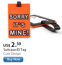 Suitcase ID Tag