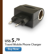 Travel Mobile Phone Charger