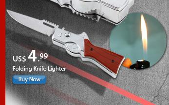Folding Knife Lighter