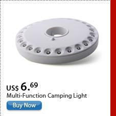 Multi-function Campaign Light