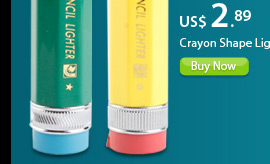 Crayon Shape Lighter