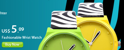 Fashionable Wrist Watch