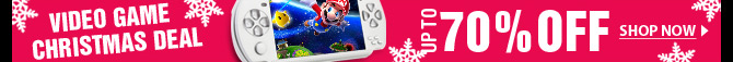 Video Game Christmas Deal Up To 70% OFF