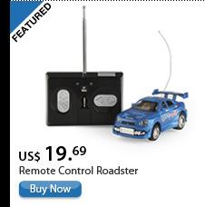 Remote Control Roadster