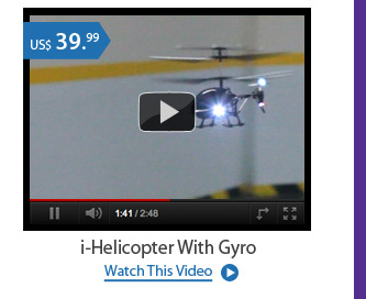 i-Helicopter With Gyro