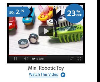 Mini Robotic Toy