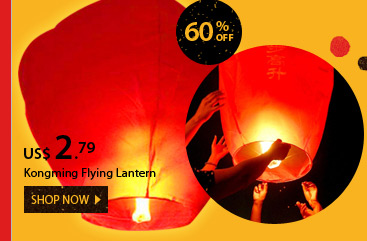 Kongming Flying Lantern