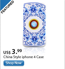 China Style iphone 4 Case