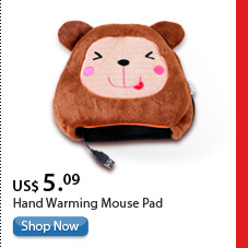 Hand Warming Mouse Pad