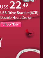 USB Drive Bracelet(8GB)
