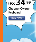 Chopper Qwerty Keyboard
