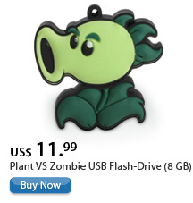Plant VS Zombie USB Flash-Drive (8 GB)