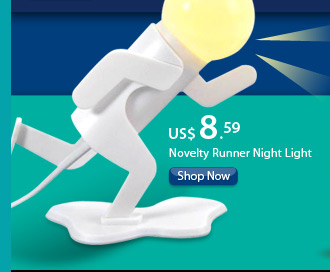 Novelty Runner Night Light