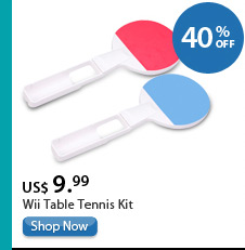 Wii Table Tennis Kit