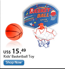 Kids' Basketball Toy