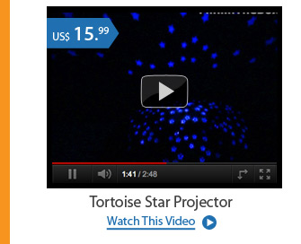 Tortoise Star Projector