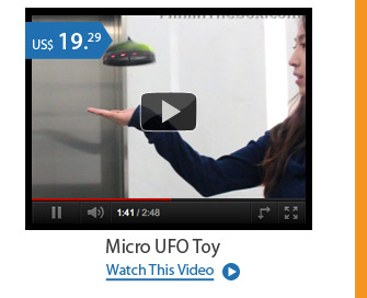 Micro UFO Toy