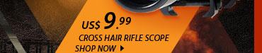 Cross Hair Rifle Scope