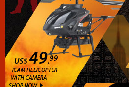 icam Helicopter With Camera