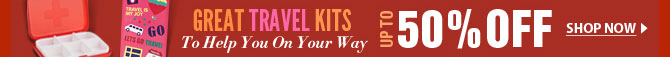 Great Travel Kits To Help You On Your Way