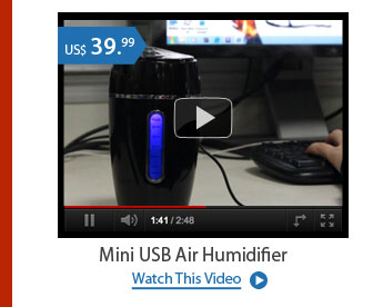 Mini USB Air Humidifier