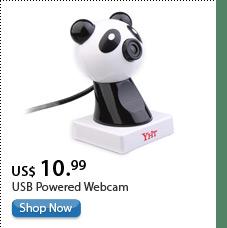 USB Powered Webcam