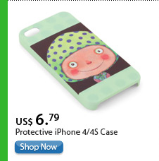 Protective iPhone 4/4S Case