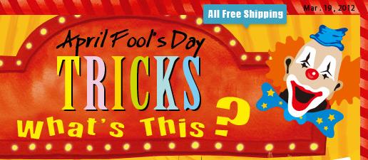 April Fool's Day Tricks
