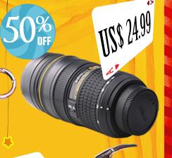 Zoom Lens Mug (300ml)