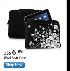 iPad Soft Case