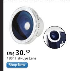 180° Fish-Eye Lens