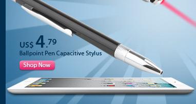 Ballpoint Pen Capacitive Stylus