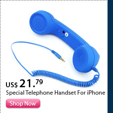 Special Telephone Handset For iPhone