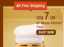 60 Minute Kitchen Timer