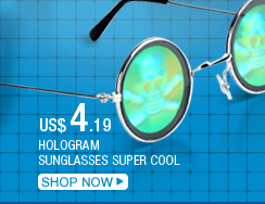 Hologram Sunglasses