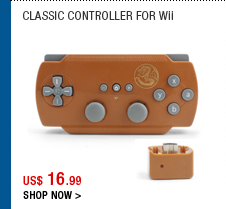 Classic Controller For Wii