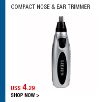 Compact Nose & Ear Trimmer