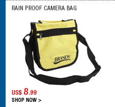 Rain Proof Camera Bag