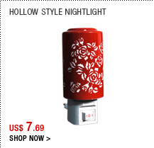 Hollow Style Nightlight