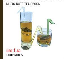 Music Note Tea Spoon