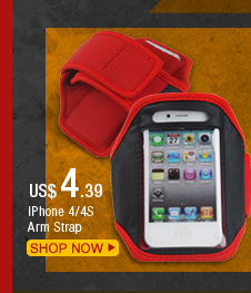 iPhone 4/4S Arm Strap