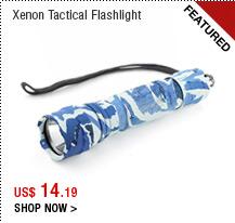 Xenon Tactical Flashlight